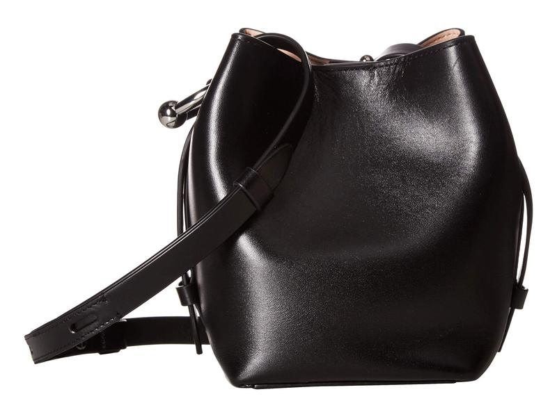 レベッカミンコフ レディース ハンドバッグ バッグ Kate Mini Bucket Black