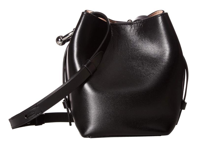レベッカミンコフ レディース ハンドバッグ バッグ Kate Mini Bucket Black