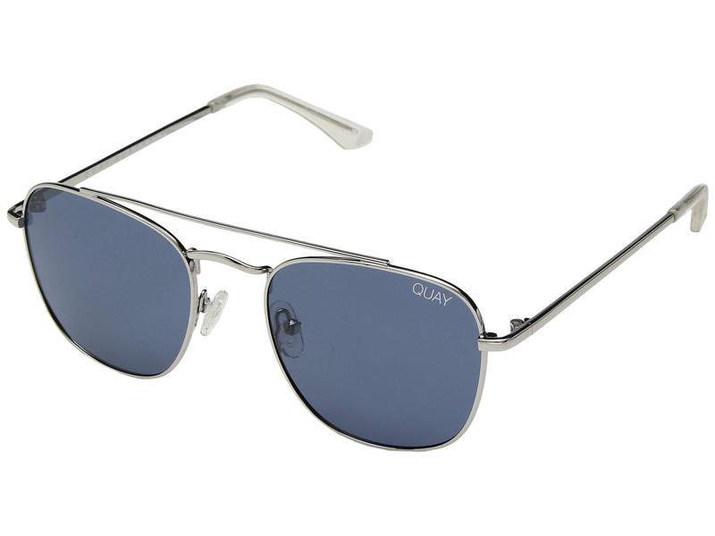 クアイオーストラリア メンズ サングラス・アイウェア アクセサリー Helios Silver/Navy