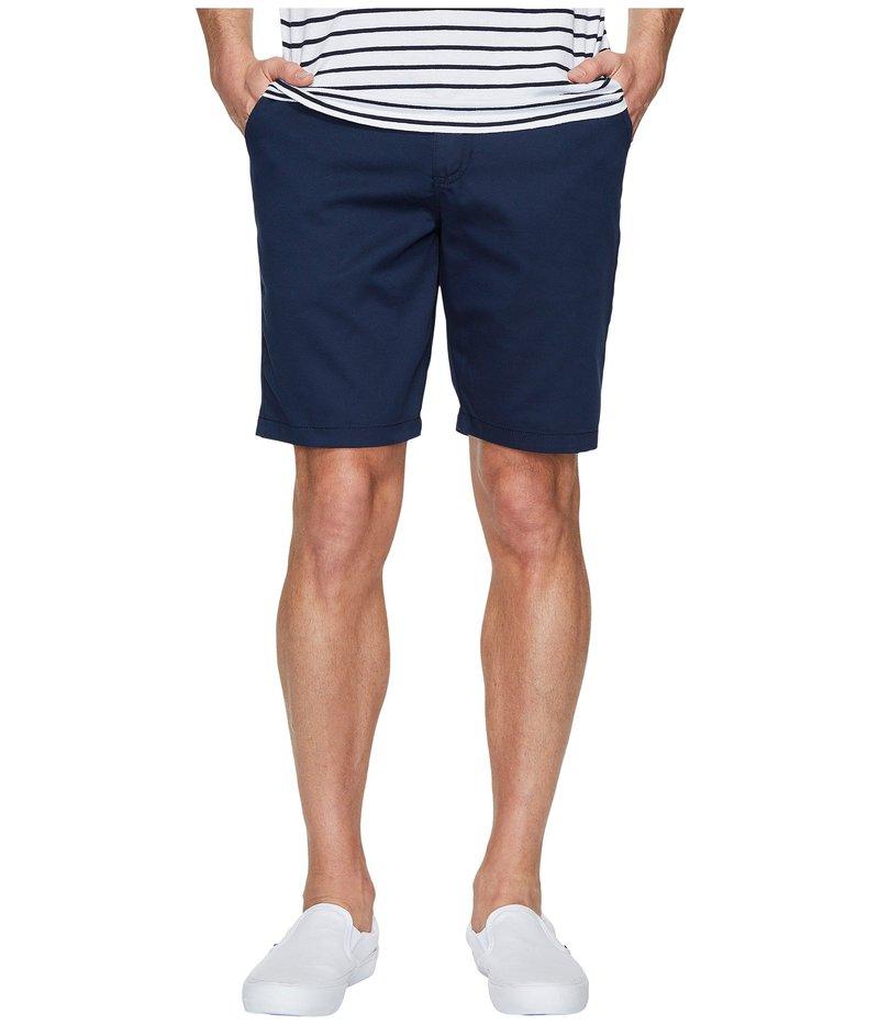 バンズ メンズ ハーフパンツ・ショーツ ボトムス Authentic Stretch Shorts 20 Dress Blues