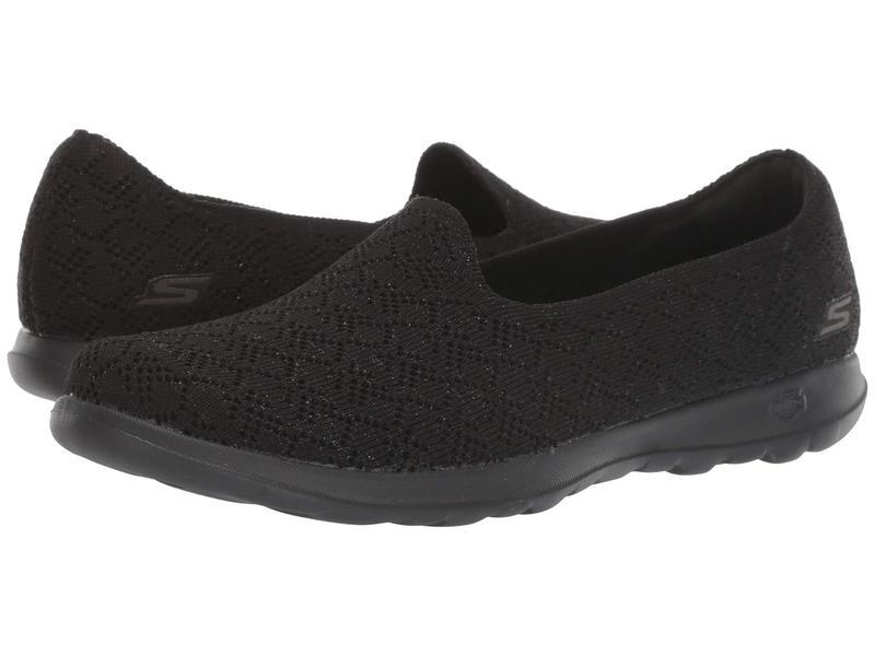 スケッチャーズ レディース スニーカー シューズ Go Walk Lite - 16396 Black
