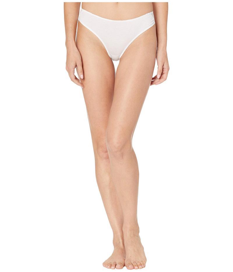 スキン レディース パンツ アンダーウェア Organic Cotton Bikini White
