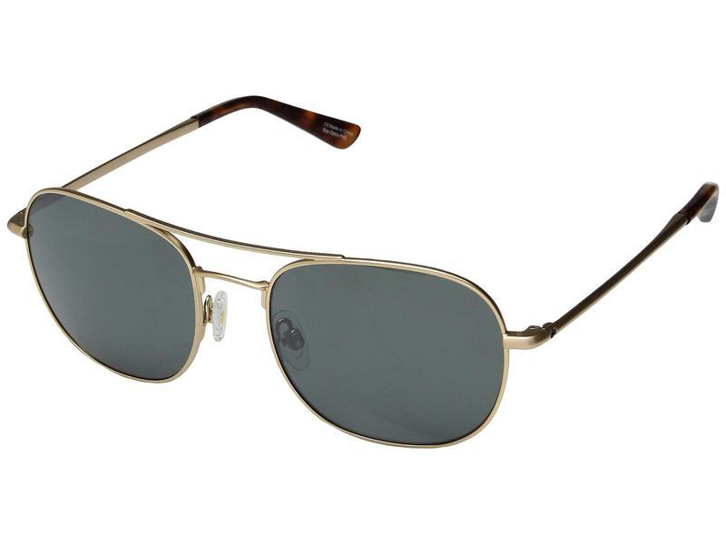 スパイオプティック メンズ サングラス・アイウェア アクセサリー Pemberton Antique Gold/HD Plus Gray Green w/ Black Spectra Mirror