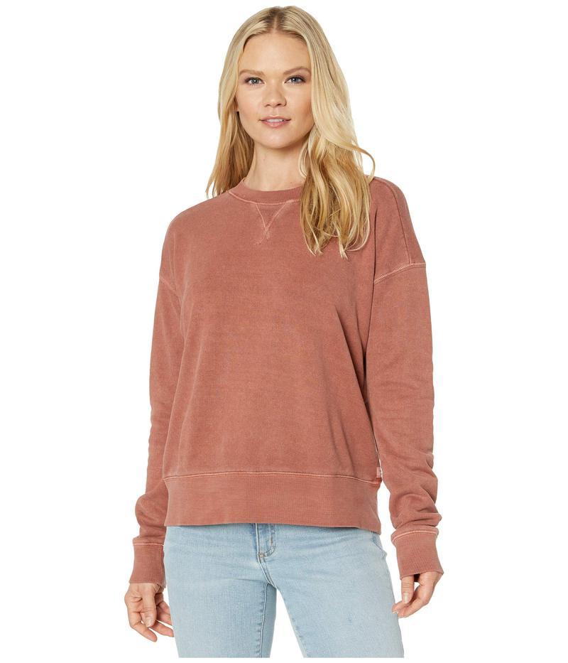 ドード アンドコー レディース ニット・セーター アウター W'S Epique Long Sleeve Pullover Paprika