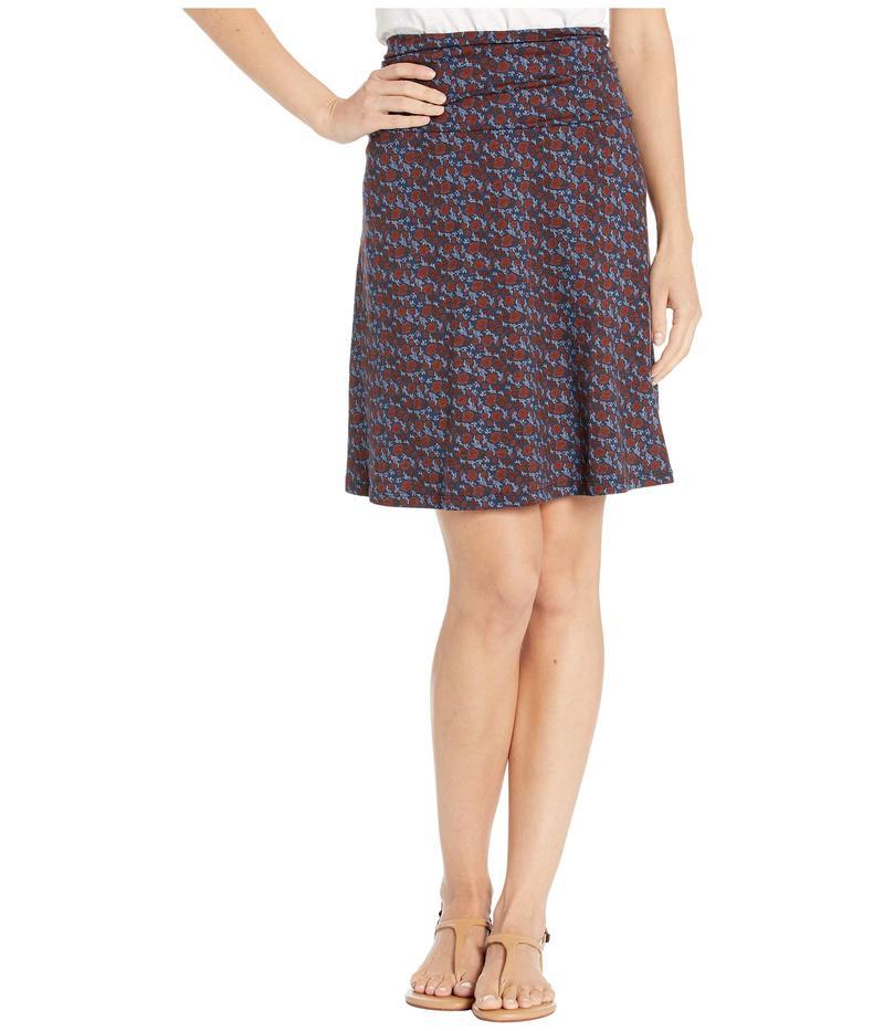 ドード アンドコー レディース スカート ボトムス Chaka Skirt True Navy Floral Print
