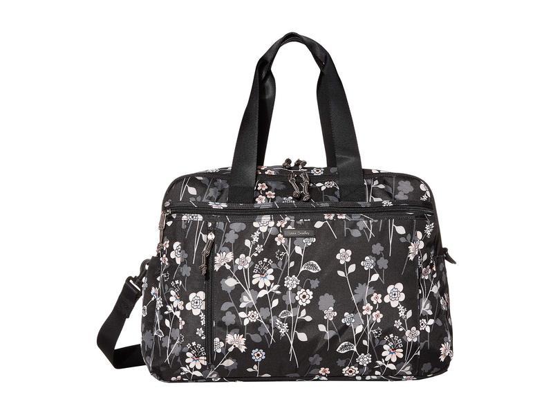 ベラブラッドリー レディース ボストンバッグ バッグ Lighten Up Weekender Travel Bag Holland Bouquet