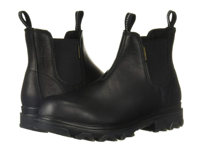 ウルヴァリン レディース ブーツ・レインブーツ シューズ I-90 EPX CarbonMax Romeo Boot Black