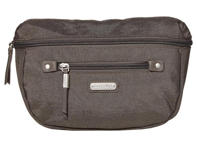 バッガリーニ レディース ボディバッグ・ウエストポーチ バッグ Sightseer Waist Pack Bag Sterling Shimmer