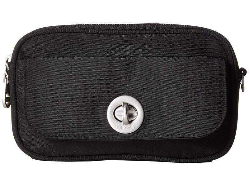 バッガリーニ レディース ハンドバッグ バッグ Hanoi RFID Convertible Bag Black
