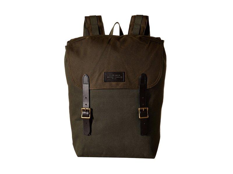 フィルソン メンズ バックパック・リュックサック バッグ Ranger Backpack Otter Green