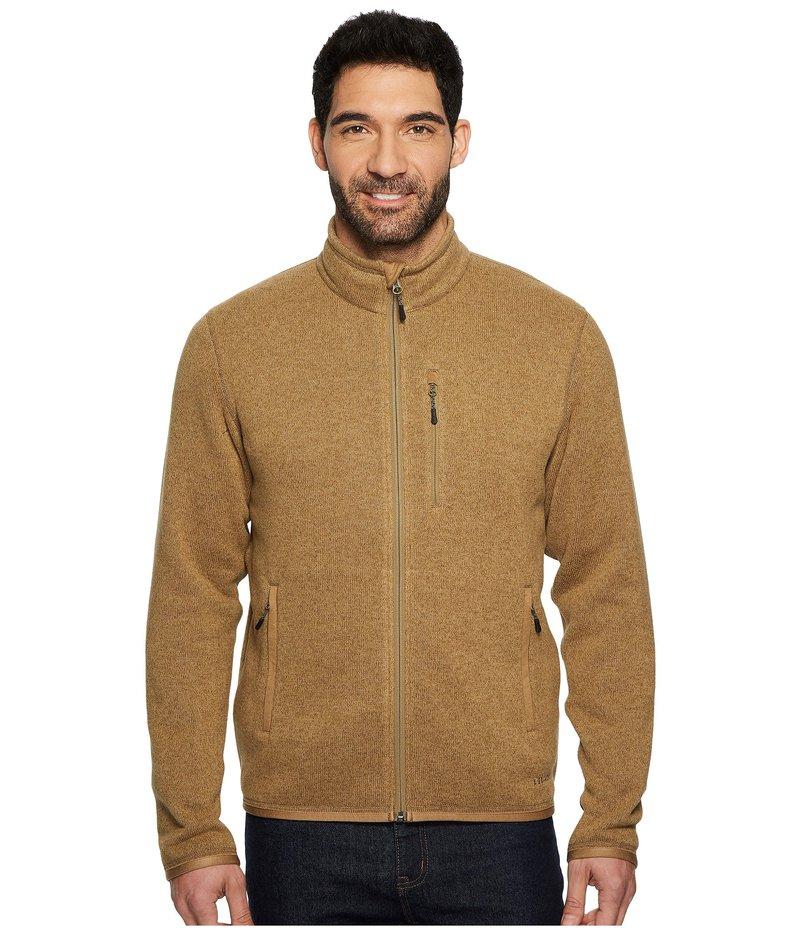 フィルソン メンズ コート アウター Ridgeway Fleece Jacket Ochre