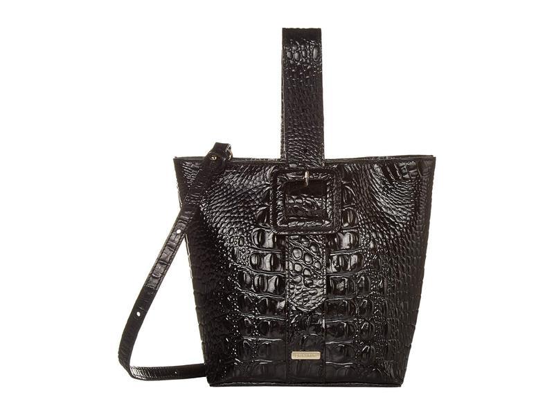 ブランミン レディース ハンドバッグ バッグ Melbourne Faith Shoulder Bag Black