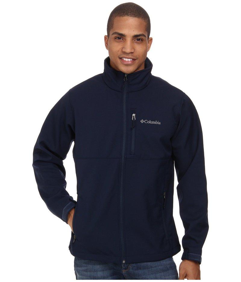 コロンビア メンズ コート アウター Ascender¢ Softshell Jacket Collegiate Navy