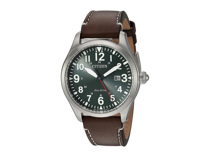 シチズンウォッチ メンズ 腕時計 アクセサリー Chandler BM6838-09X Brown