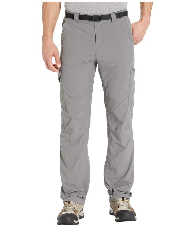 コロンビア メンズ カジュアルパンツ ボトムス Silver Ridge¢ Cargo Pant City Grey