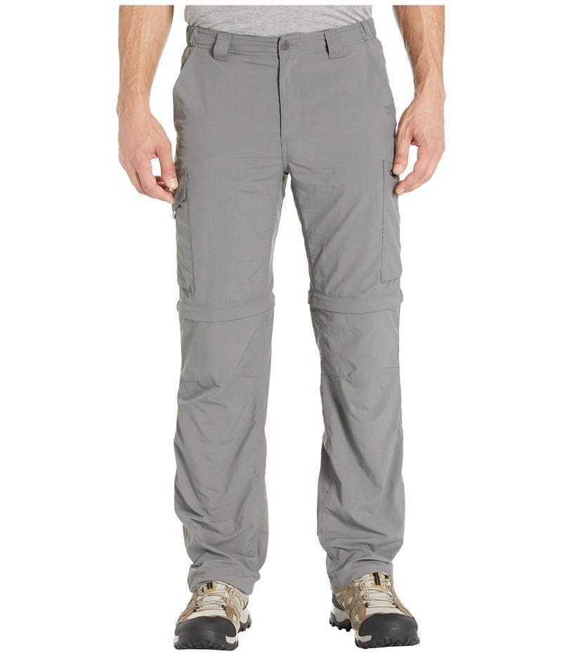 コロンビア メンズ カジュアルパンツ ボトムス Silver Ridge¢ Convertible Pant City Grey