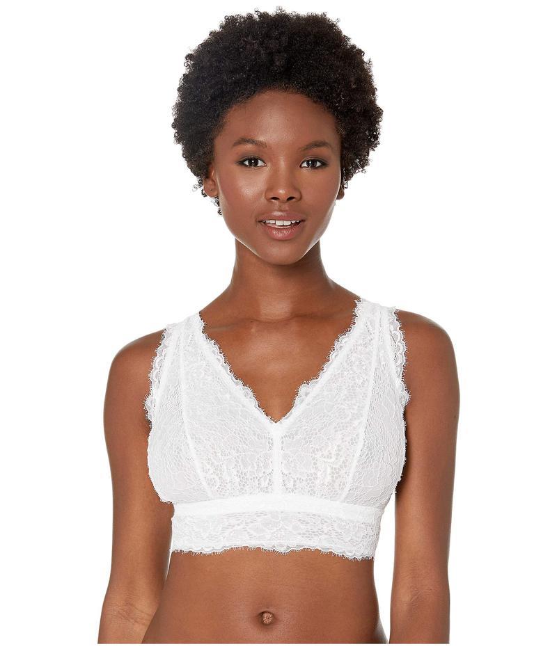 コサベラ レディース ブラジャー アンダーウェア Pret Curvy Long Bralette PRETA1383 White