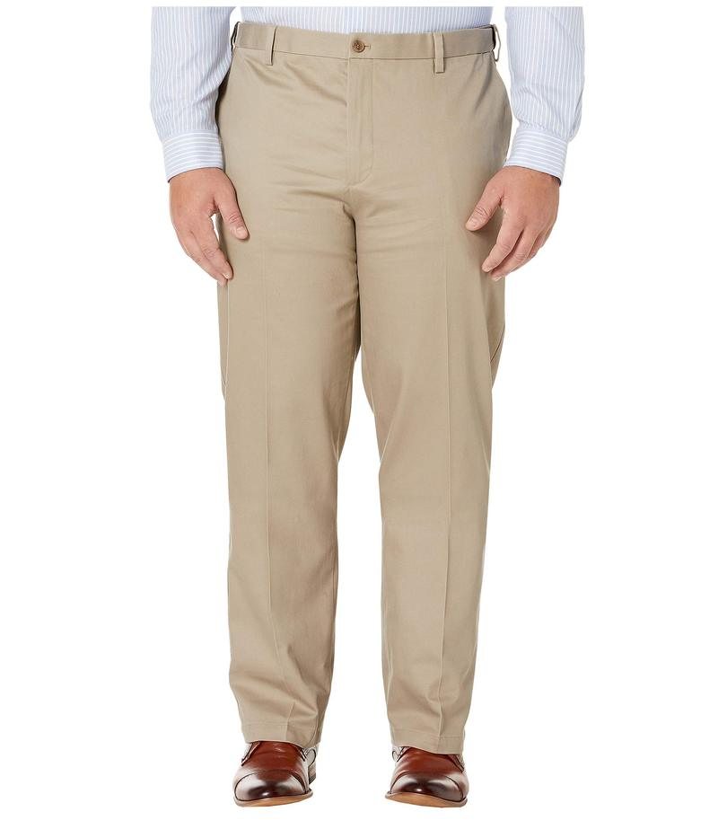 ドッカーズ メンズ カジュアルパンツ ボトムス Big & Tall Classic Fit Signature Khaki Lux Cotton Stretch Pants Timber Wolf
