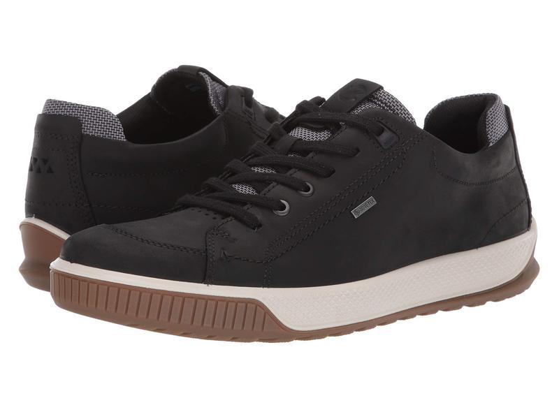エコー メンズ スニーカー シューズ Byway Tred Gore-Tex Sneaker Black