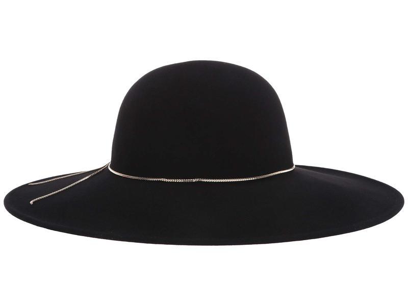 ユージニアキム レディース 帽子 アクセサリー Honey Black