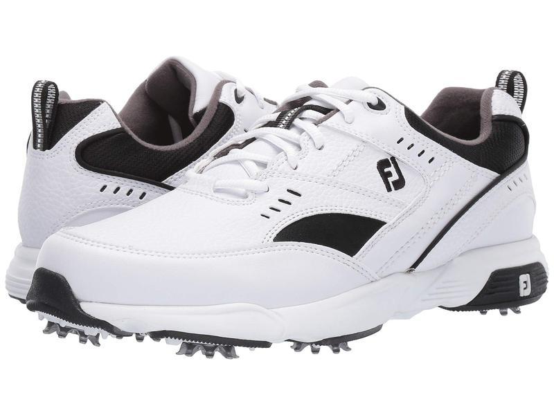 フットジョイ メンズ スニーカー シューズ Golf Specialty White/Black