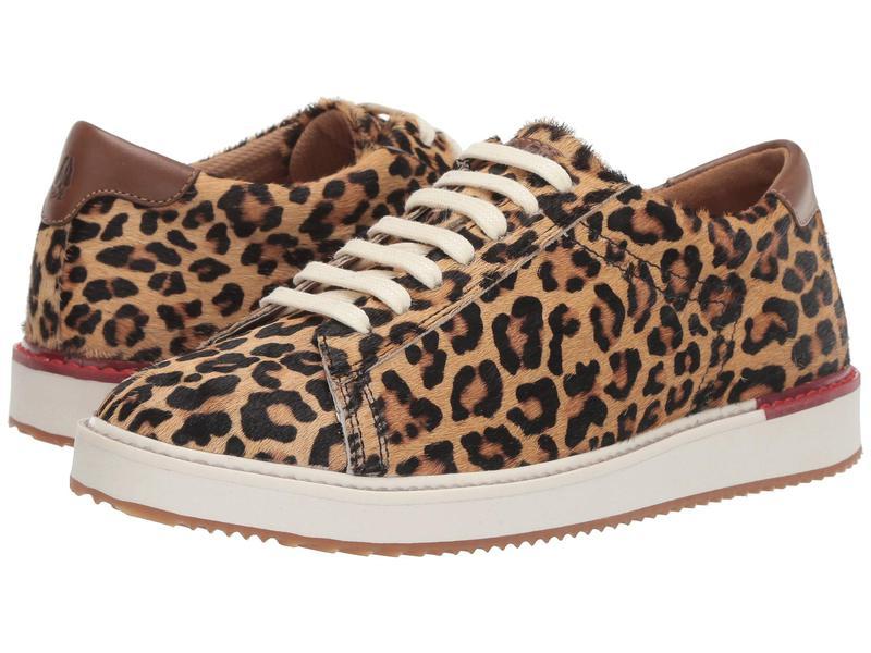 ハッシュパピー レディース スニーカー シューズ Sabine Sneaker Leopard Haircalf