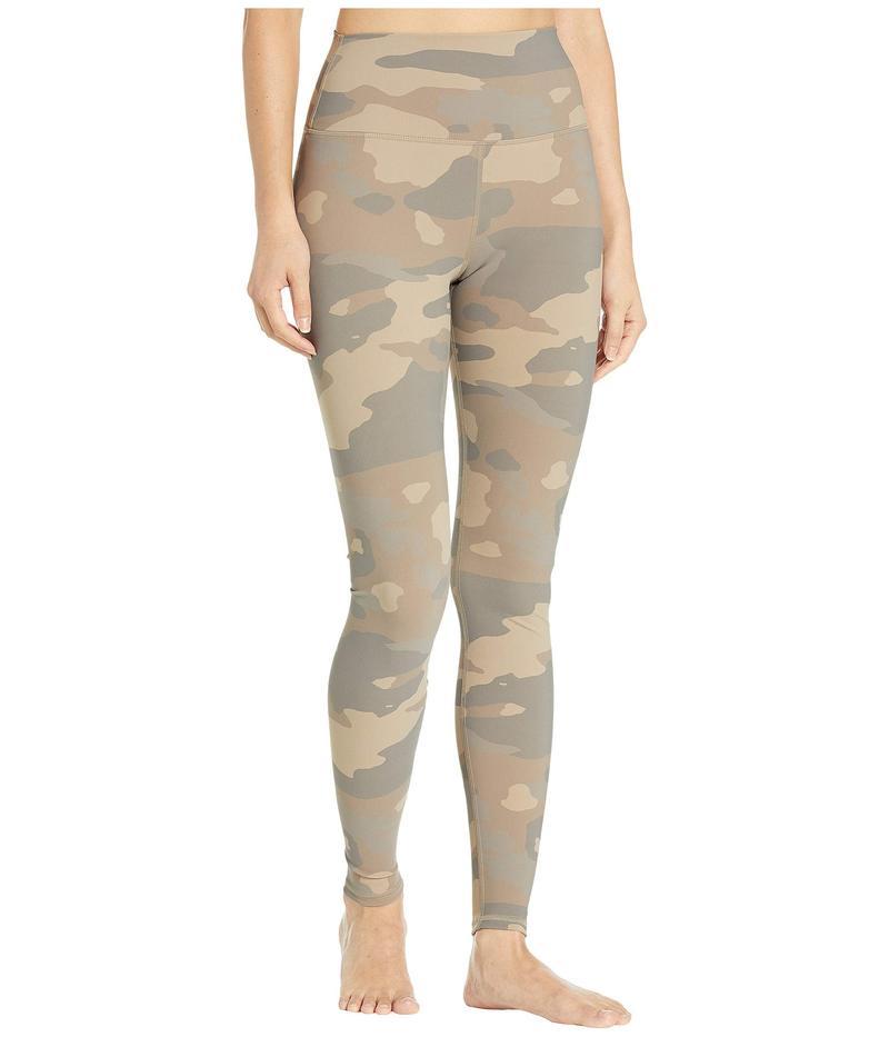 アロー レディース カジュアルパンツ ボトムス High-Waist Vapor Leggings Putty Camouflage