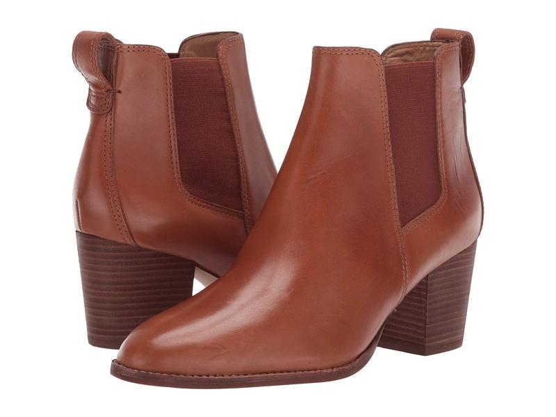 メイドウェル レディース ブーツ・レインブーツ シューズ Regan Boot English Saddle