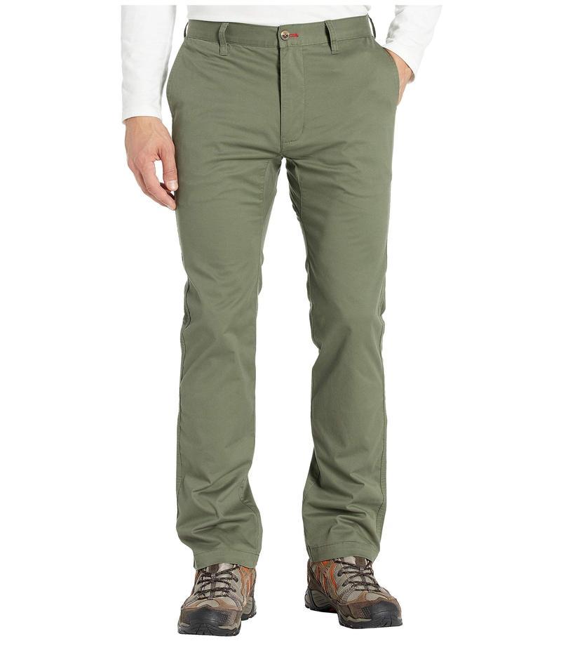 マウンテンカーキス メンズ カジュアルパンツ ボトムス Jackson Chino Pants Slim Fit Kelp