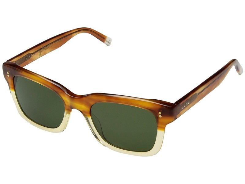 レーン メンズ サングラス・アイウェア アクセサリー Gilman Honey Havana Green