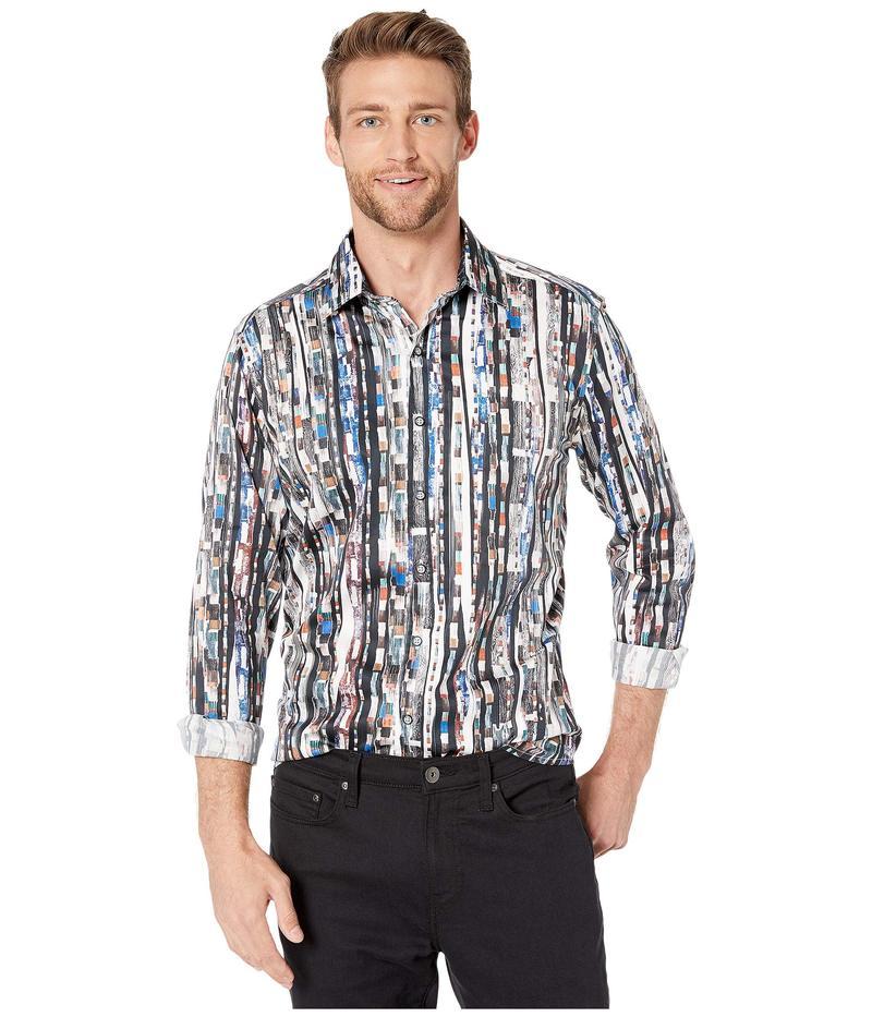 ロバートグラハム メンズ シャツ トップス Cutting Room Long Sleeve Sport Shirt Multi
