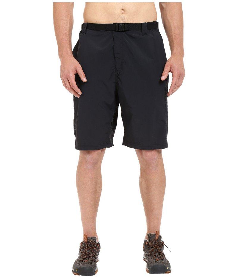 コロンビア メンズ ハーフパンツ・ショーツ ボトムス Big & Tall Silver Ridge Cargo Short (42-54) Black