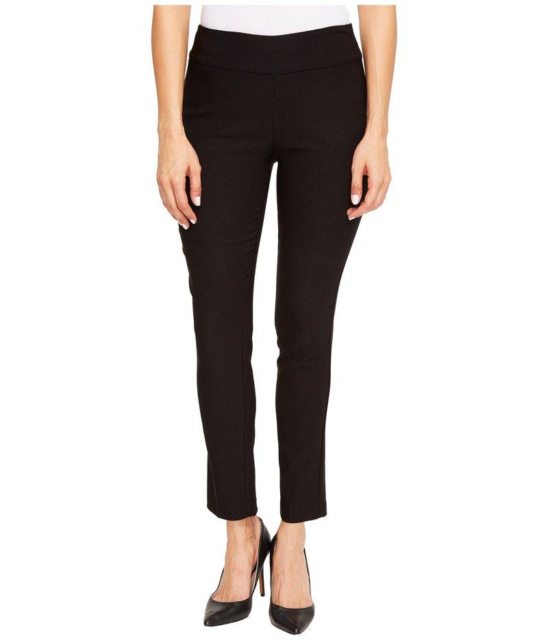 トリバル レディース カジュアルパンツ ボトムス Stretch Bengaline 28 Flatten It Pull-On Ankle Pants Black