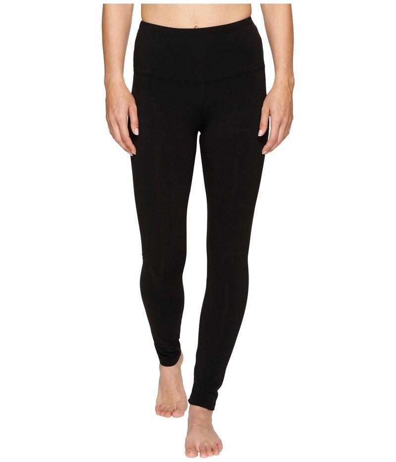 トリバル レディース カジュアルパンツ ボトムス Stretch Jersey Flatten It Leggings 28 Black