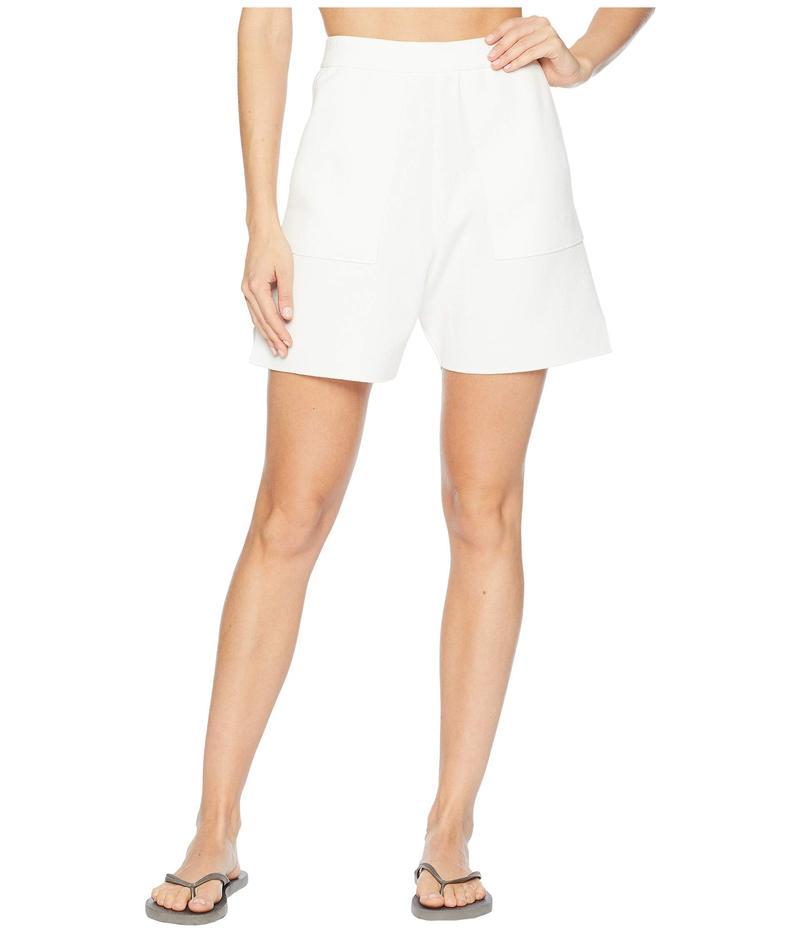 スノーピーク レディース ハーフパンツ・ショーツ ボトムス Cotton Dry Shorts White
