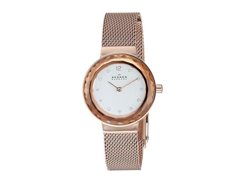 スカーゲン レディース 腕時計 アクセサリー Leonora - SKW2799 Rose Gold