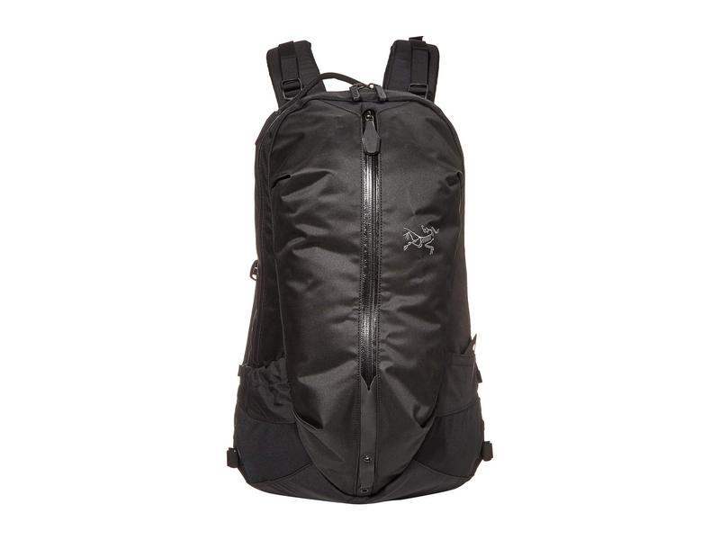 アークテリクス メンズ バックパック・リュックサック バッグ Arro 22 Backpack Stealth Black