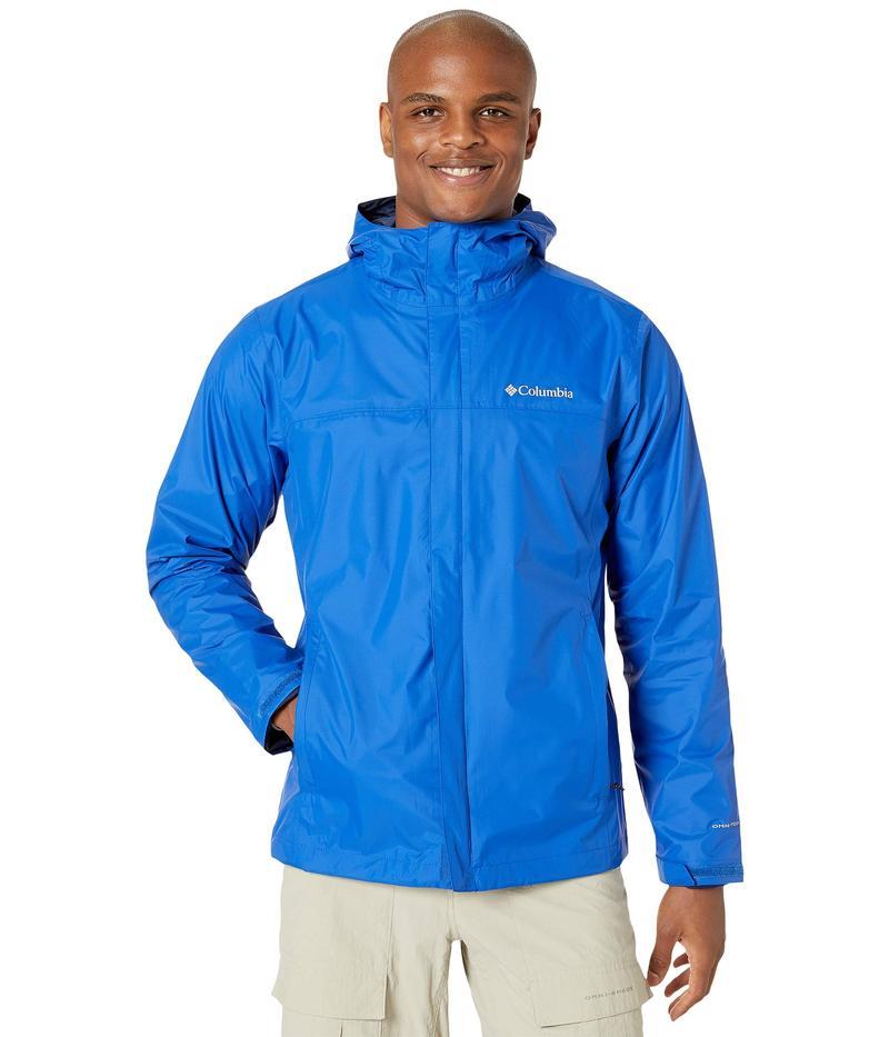 コロンビア メンズ コート アウター Watertight??¢ II Jacket Azul/Collegiate Navy