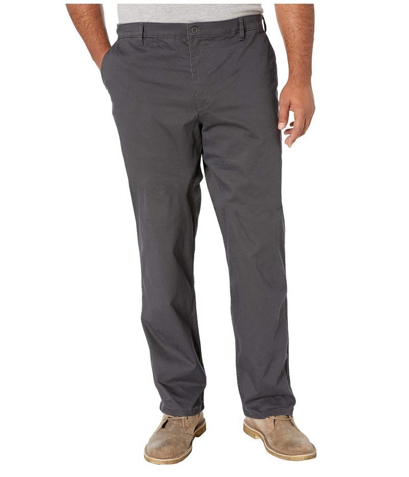 ドッカーズ メンズ カジュアルパンツ ボトムス Big & Tall Tapered Fit All Seasons Tech Original Khaki Pants Steelhead
