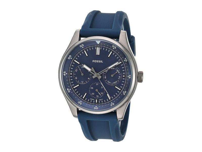 フォッシル メンズ 腕時計 アクセサリー Belmar Multifunction - FS5577 Smoke/Blue