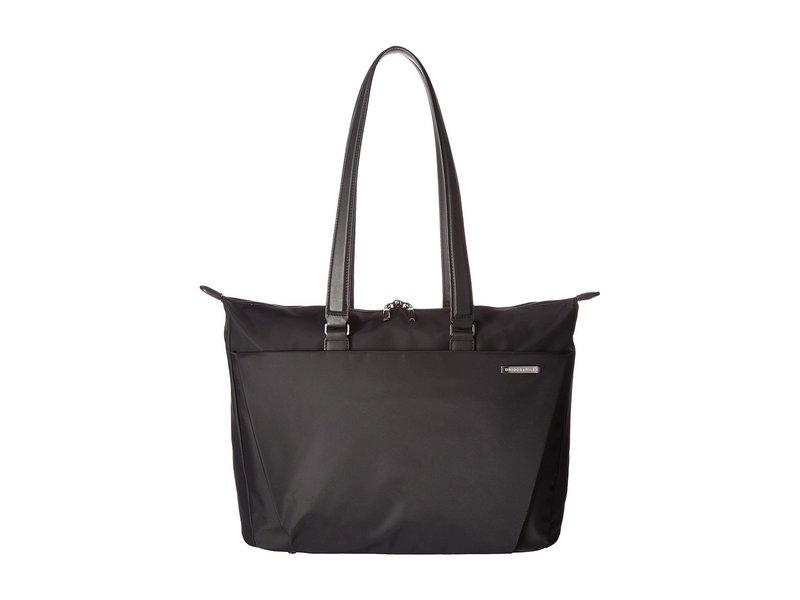 ブリグスアンドライリー メンズ ボストンバッグ バッグ Sympatico - Shopping Tote Black