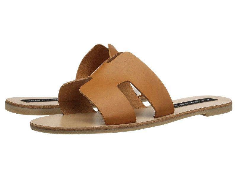 スティーブン レディース サンダル シューズ Greece Sandal Cognac Leather