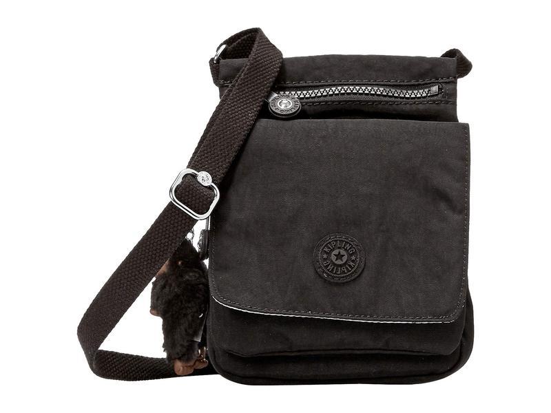 キプリング レディース ハンドバッグ バッグ Eldorado Small Crossbody Bag Black 1