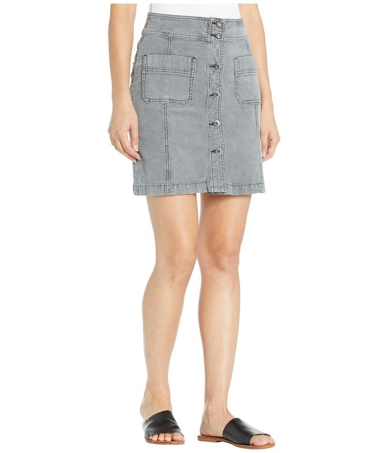 プラーナ レディース スカート ボトムス Merrigan Skirt Noir Blue
