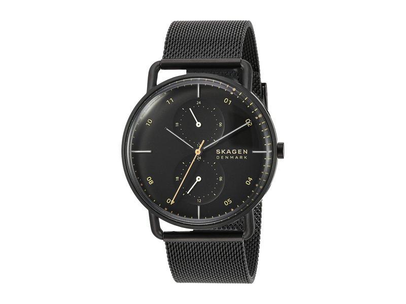 スカーゲン メンズ 腕時計 アクセサリー Horizont - SKW6538 Black