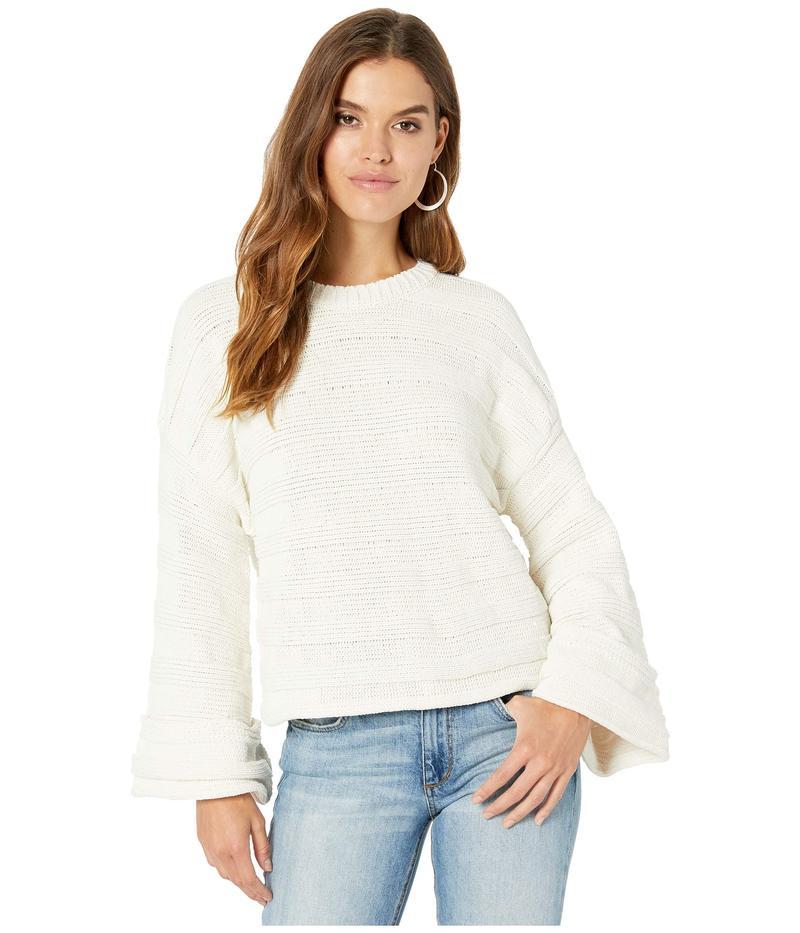 ウミーユアムーム レディース ニット・セーター アウター Tulsa Sweater Cream Stripe Kn