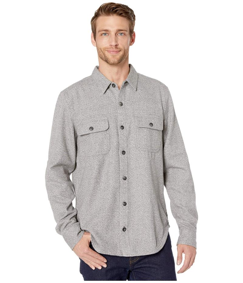ドード アンドコー メンズ シャツ トップス Ranchero Long Sleeve Shirt Smoke