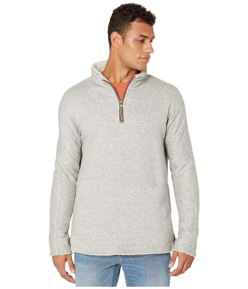 【即出荷】 トゥルーグリット 1/4 メンズ パーカー・スウェット アウター Soft Heathered Soft Fleece Pullover 1/4 Zip Pullover Heather Grey:ReVida 店, MuuMuuMama:6b7e005d --- nagari.or.id