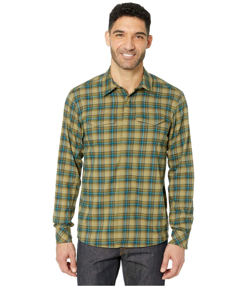 アークテリクス メンズ シャツ トップス Gryson Long Sleeve Shirt Joffre Trail