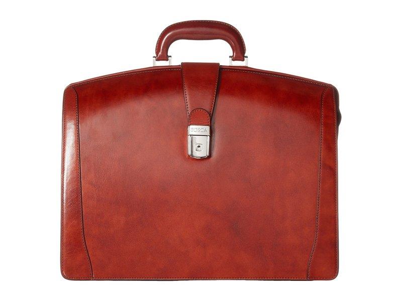 ボスカ メンズ ビジネス系 バッグ Old Leather Collection - Partners Brief Cognac Leather